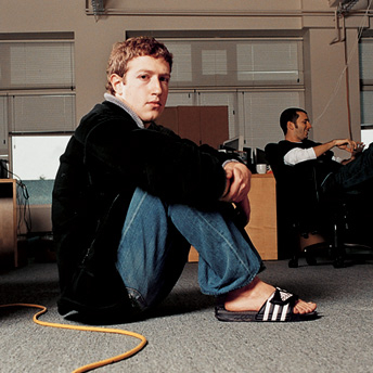 PODCAST – Great early interview of Mark Zuckerberg of 'The FaceBook'