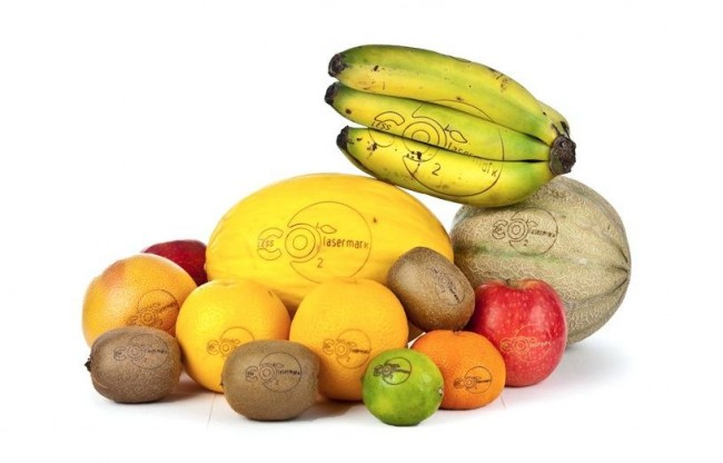 Tattooed Fruit. Coming To A Store Near You. Soon