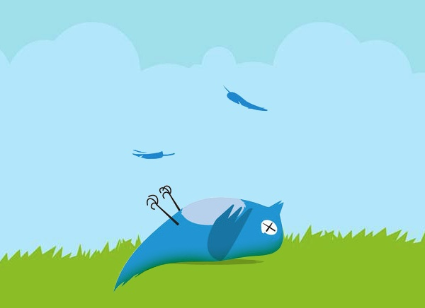 Twitter's Rise and Fall told in Cartoon