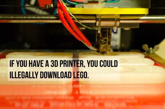 3d printing print lego thingiverse blue print blueprint