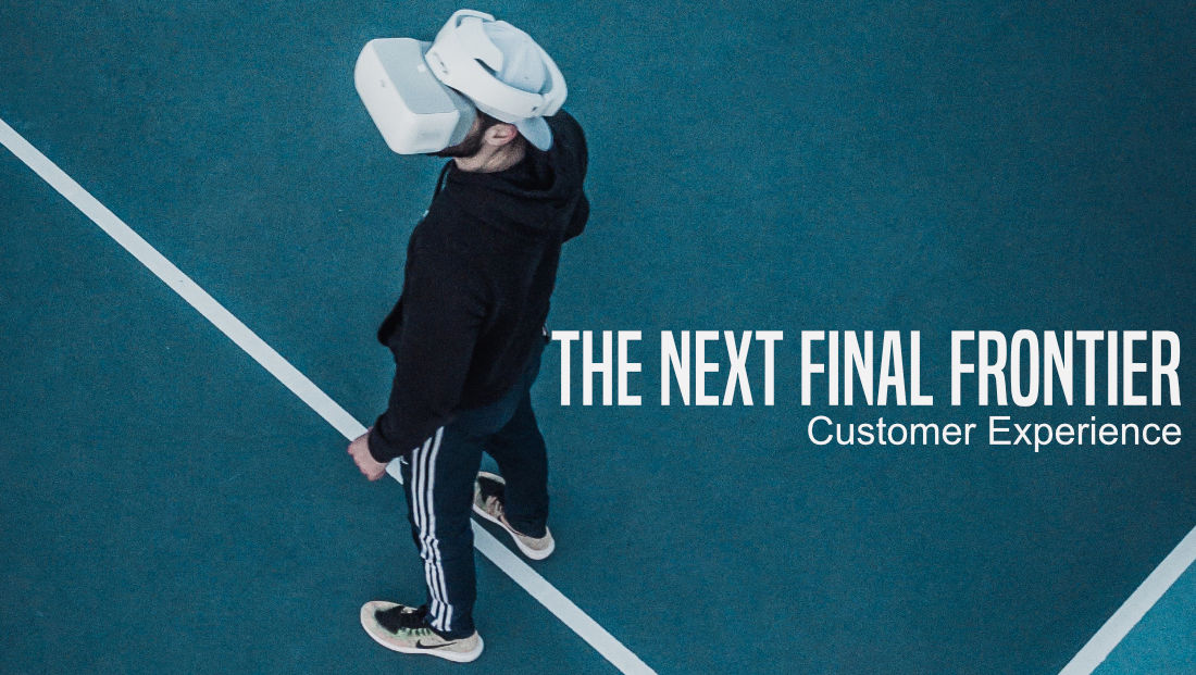 customer experience best practices in the next final frontier business keynote presentation
