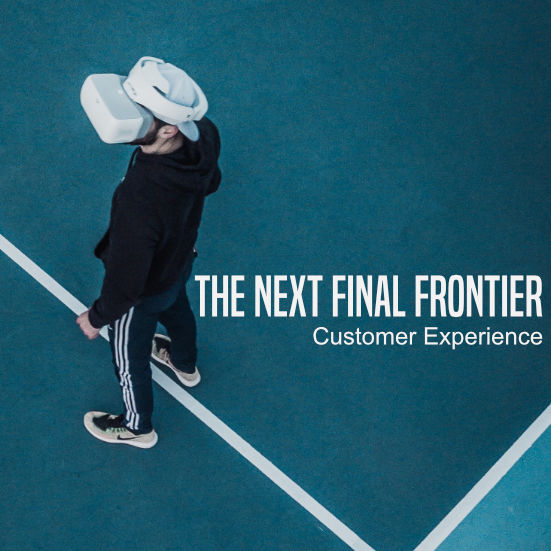 customer experience and service final frontier business keynote presentation