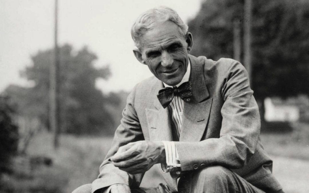 Henry Ford can teach us about Customer Experience in a Digital Age